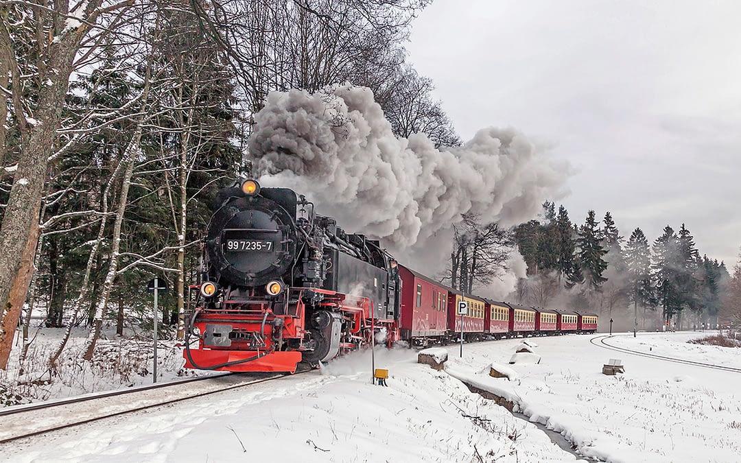 Harz Mountains Steam Railway Holiday