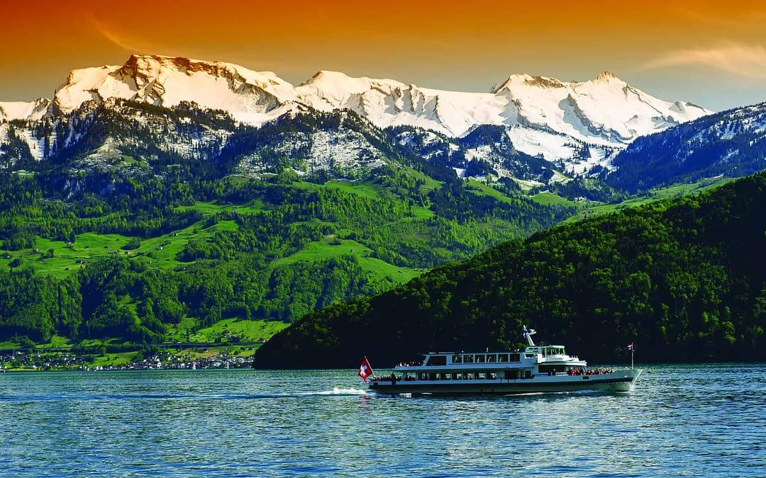 France, Germany Switzerland Steam Railway Holiday