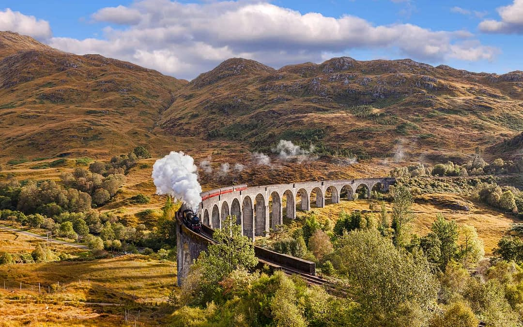 Scottish Highlands Steam Railway Holiday