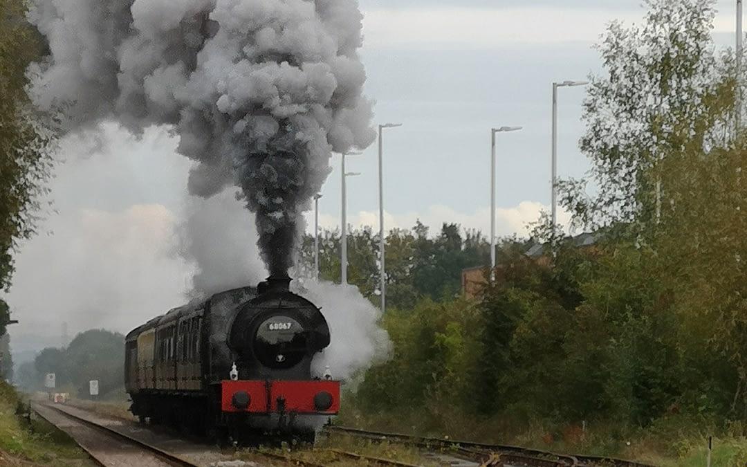 East Midlands Steam Railway Holiday