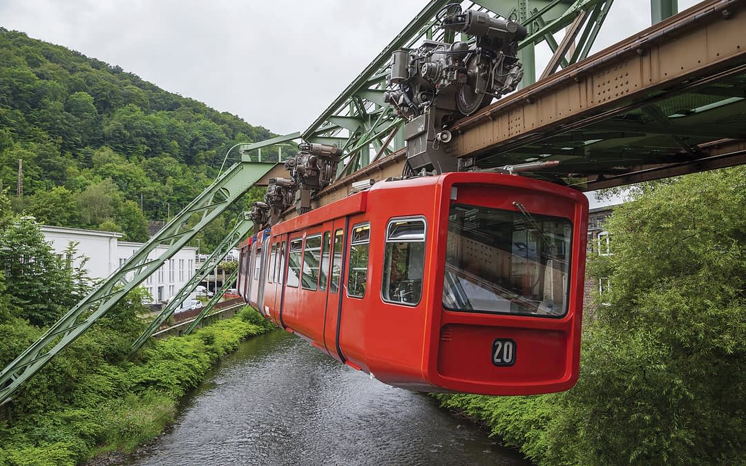 Rhineland Steam Railway Holiday