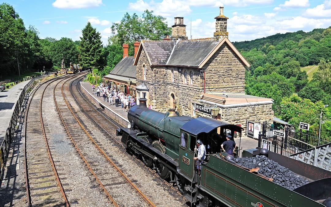 West Midlands Steam Railway Holiday
