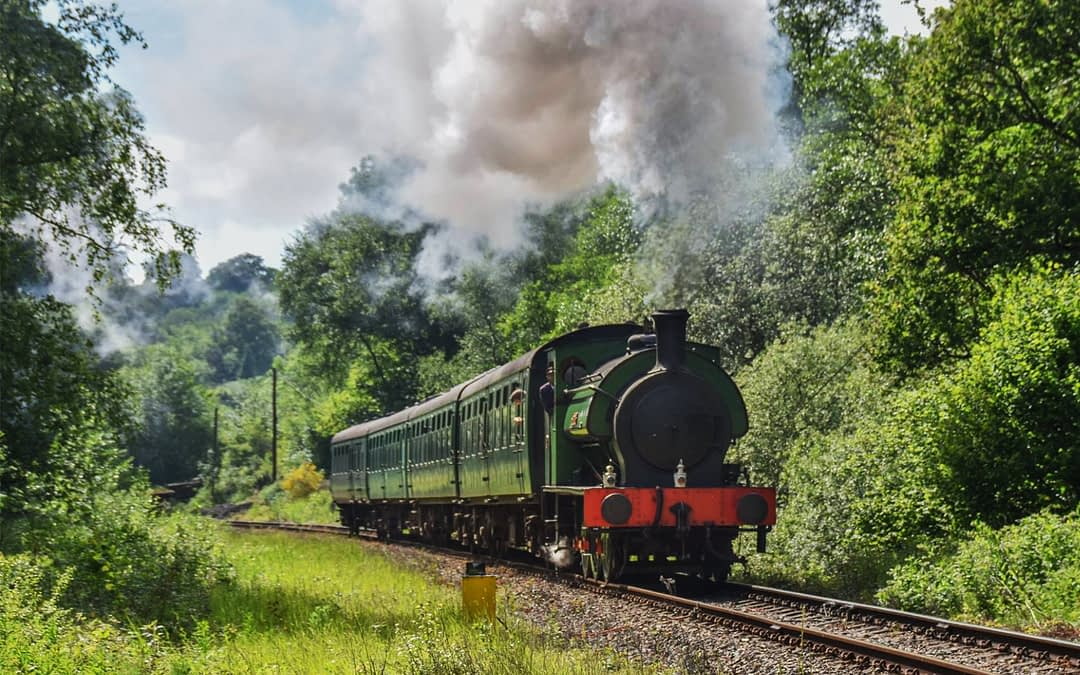 Kent Steam Railway and Walking Holiday