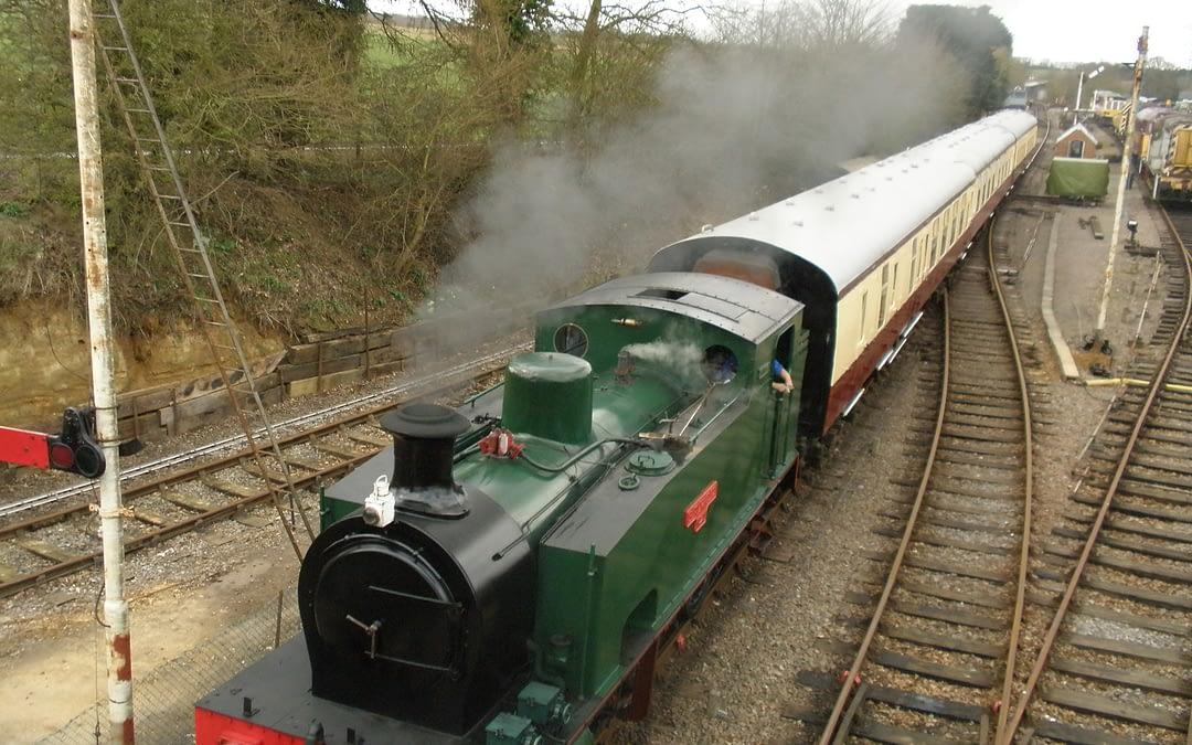 Suffolk Steam Railway Holiday