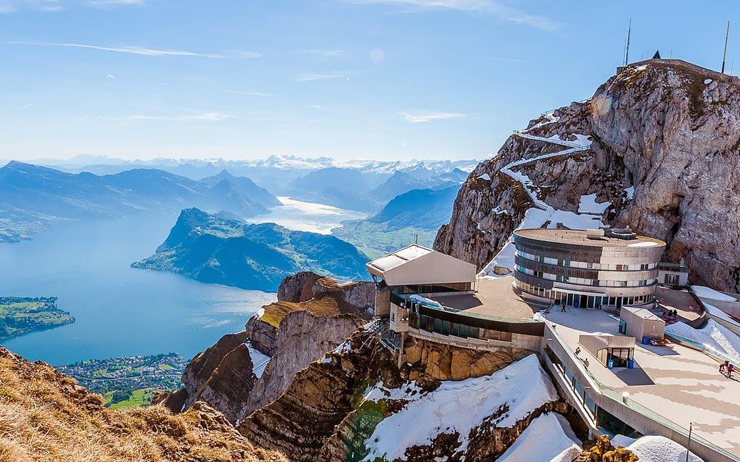 Switzerland Steam Railway Holiday
