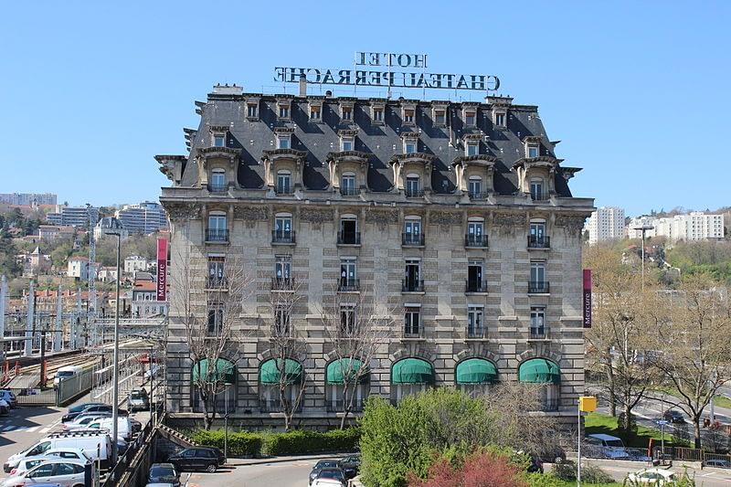 The Mercure Perrache Hotel Lyon