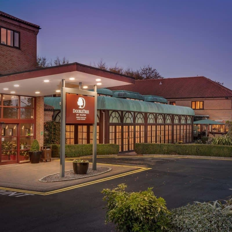 Doubletree by Hilton Forest Pines Scunthorpe