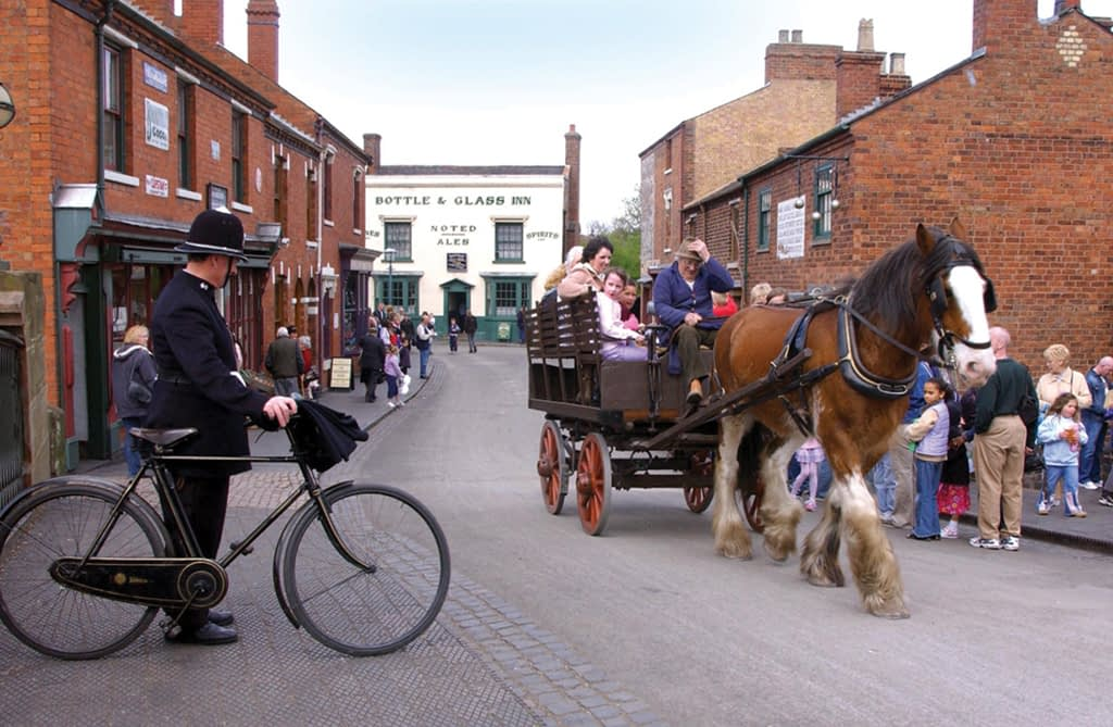 Worcester Sorcery - Black country living museum
