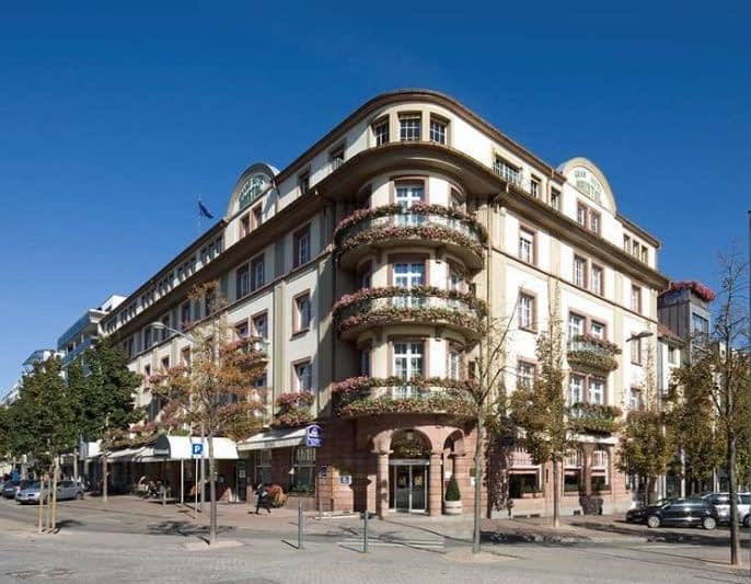 Grand Hotel Bristol Colmar