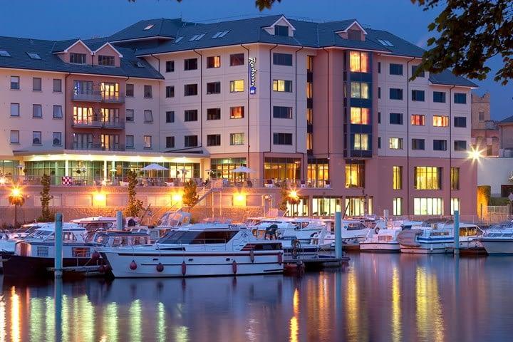 The radisson Blu hotel athlone