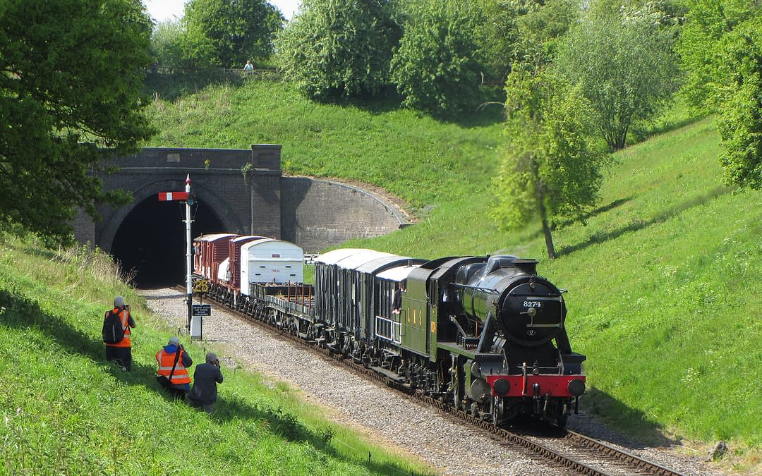 Cotswolds Steam Railway Holiday