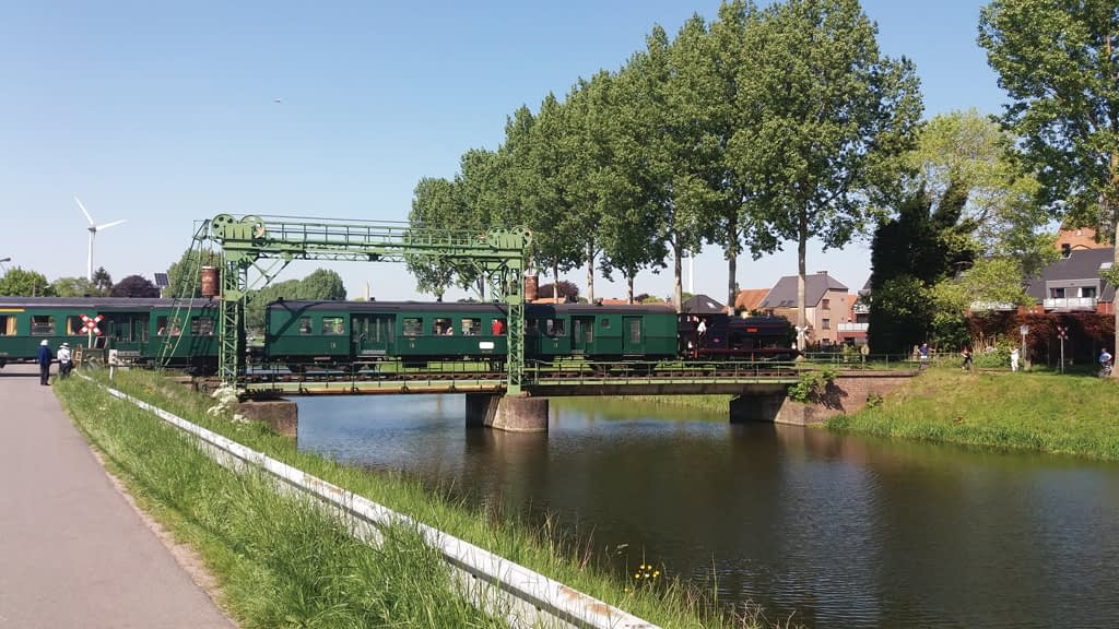 Bruges Steam Railway Holiday