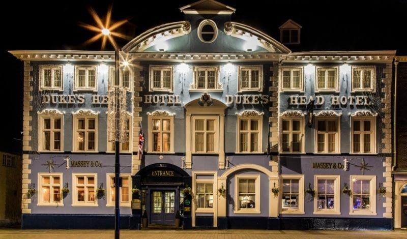 The Dukes Head Hotel Kings Lynn