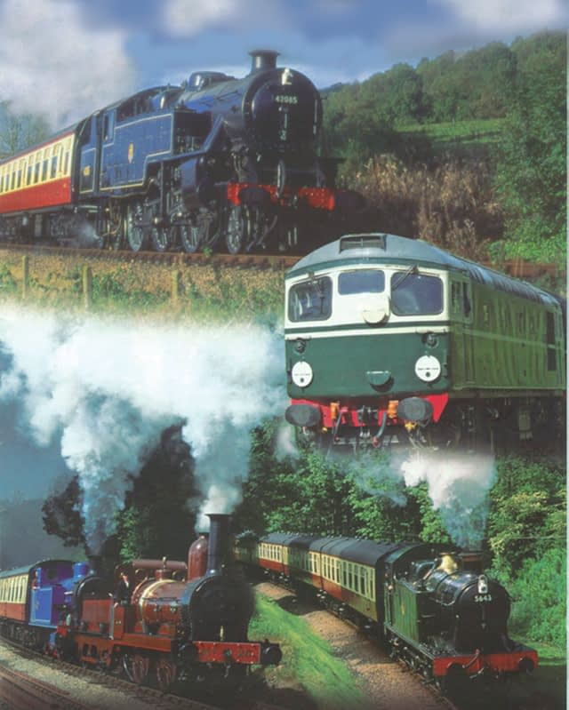 CC trains