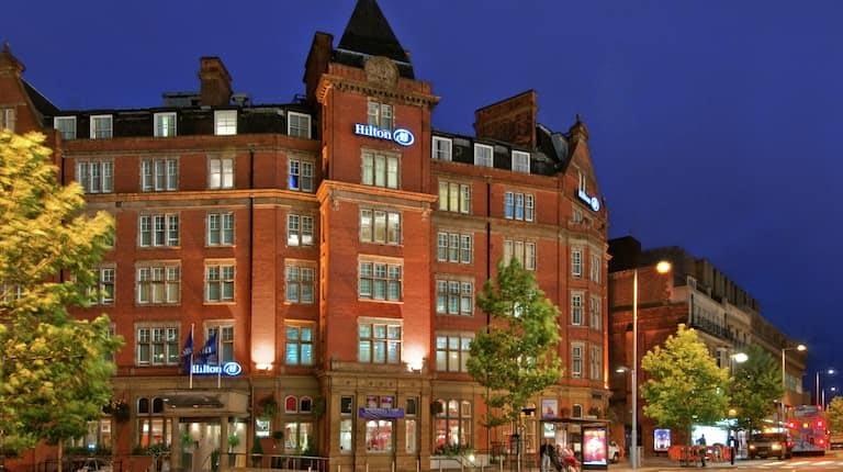 The Hilton Hotel Nottingham