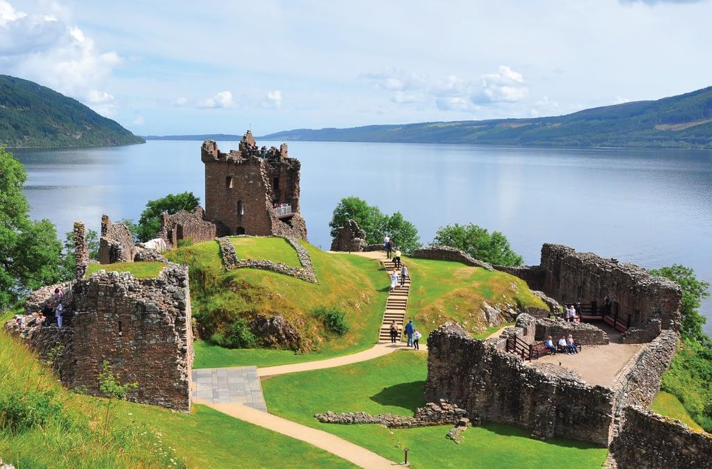 Scottish Highlands Steam Railway Holiday