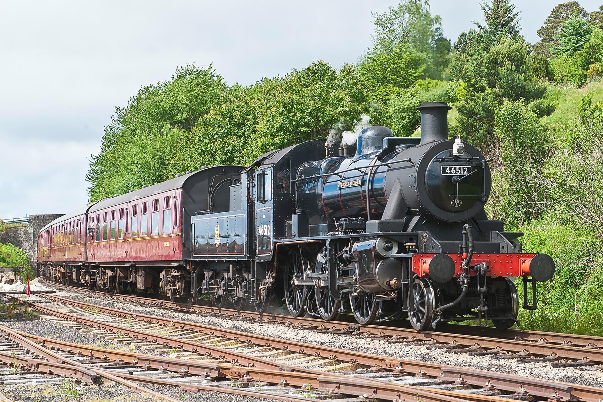 Strathspey Railway, Broomhill Station