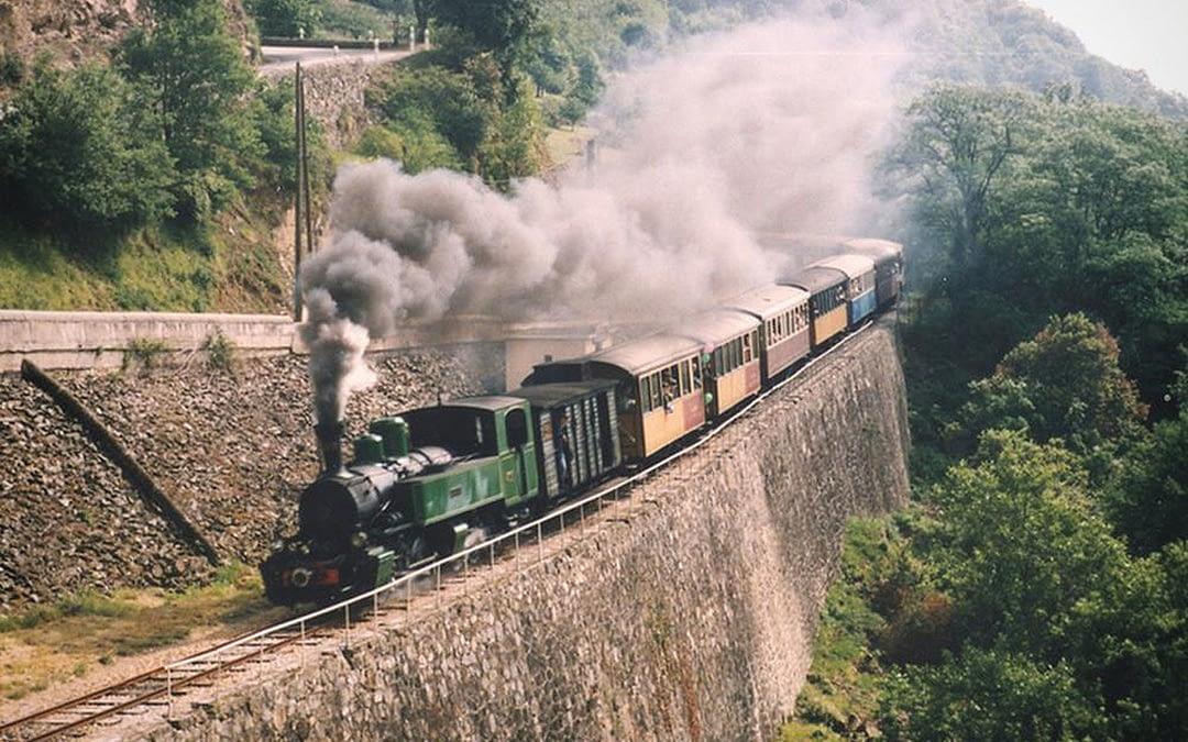 Ardeche France Steam Railway Holiday