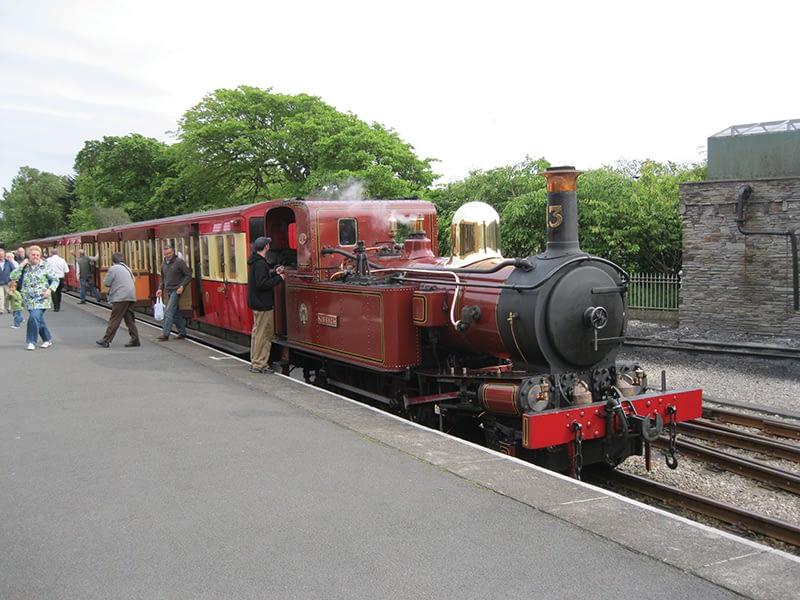 Isle of Man Steam Railway Holiday