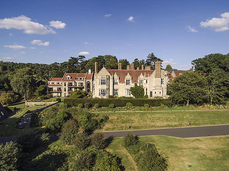 Barnsdale Hall Hotel and Spa