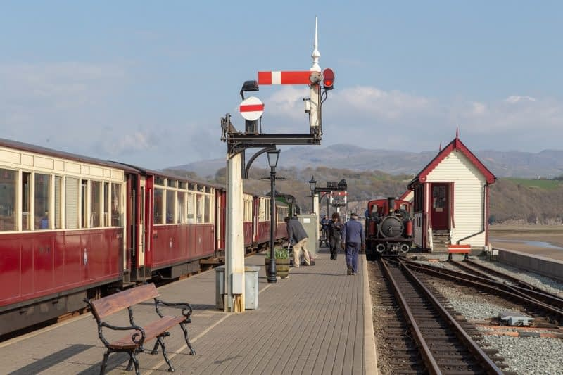 Ffestiniog Welsh Highland Railway