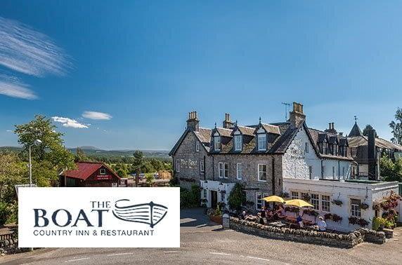 The Boat Country Inn & Restaurant Boat of Garten