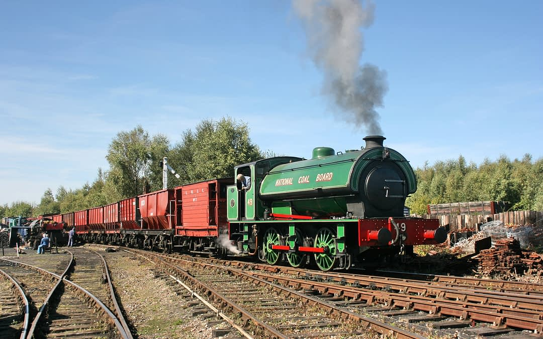 Northumbrian Steam Railway Holiday