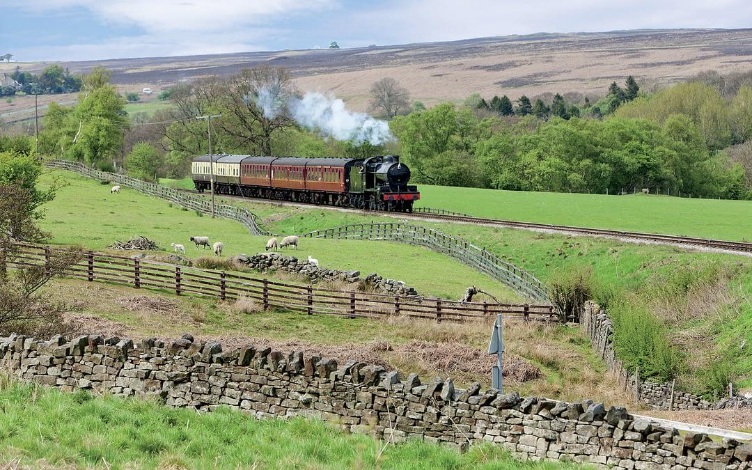 Yorkshire Moors Steam Railway Holiday