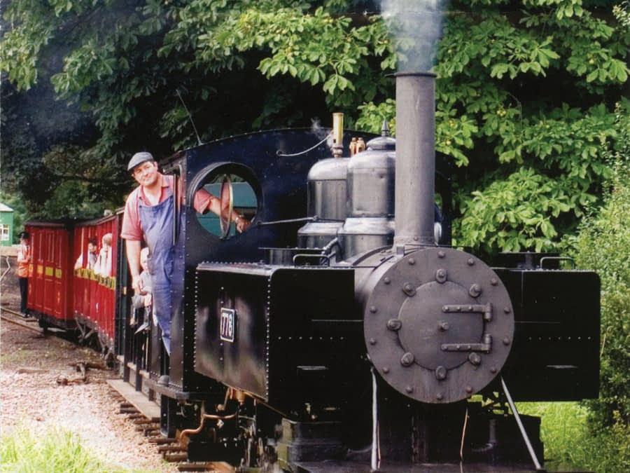 Buckinghamshire Railway Holiday