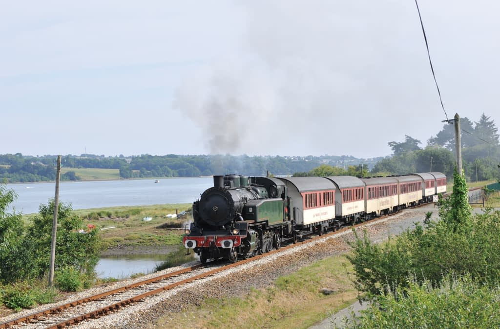 Brittany Steam Railway Holiday