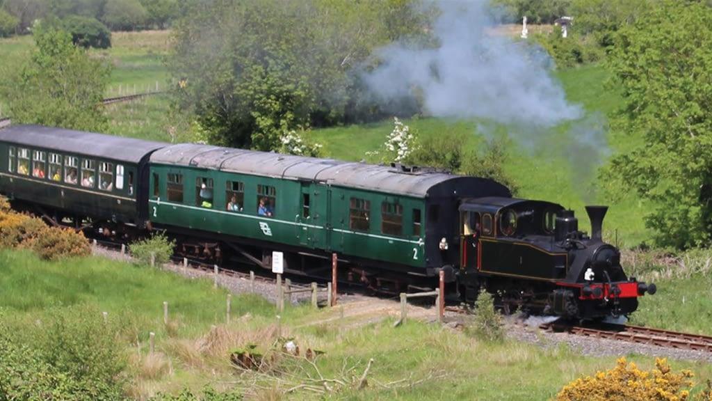 Enterprising to Ulster - Downpatrick steam