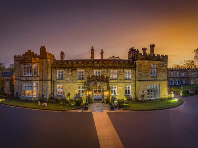 The Dunkenhalgh Hotel and Spa, Clayton Le Moors