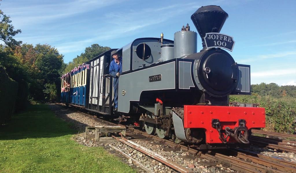 Blackpool Lighter - West Lancs Railway
