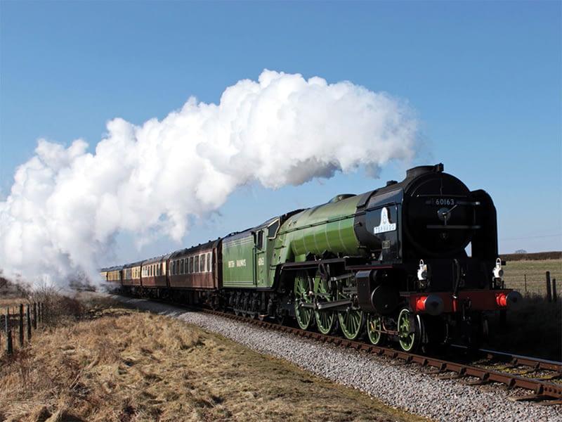 London Steam Railway Holiday