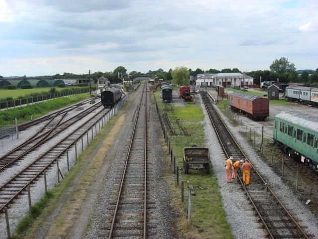Buckinghamshire_Railway_Centre