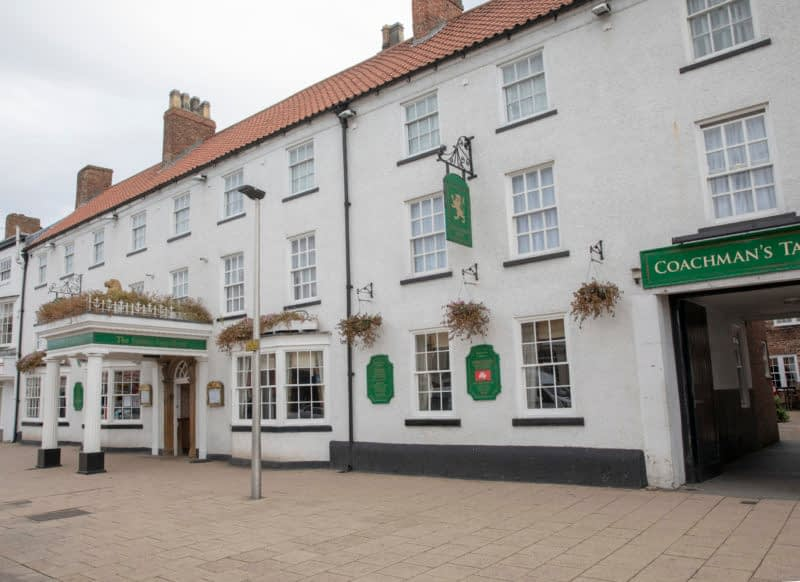 The Golden Lion Hotel Northallerton