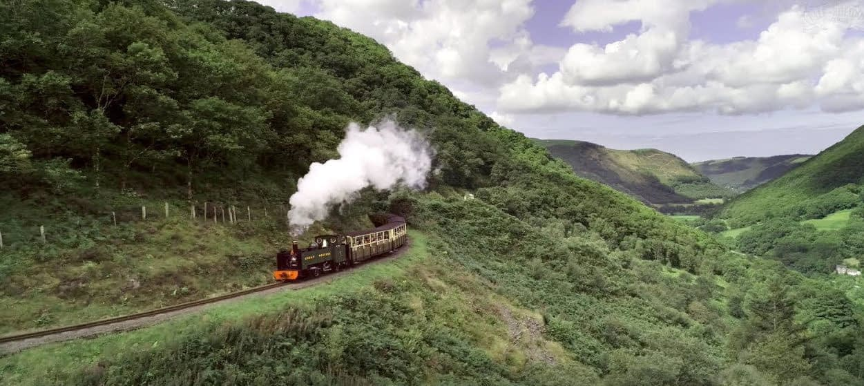 West Wales Walker - Vale of Rheidol Railway
