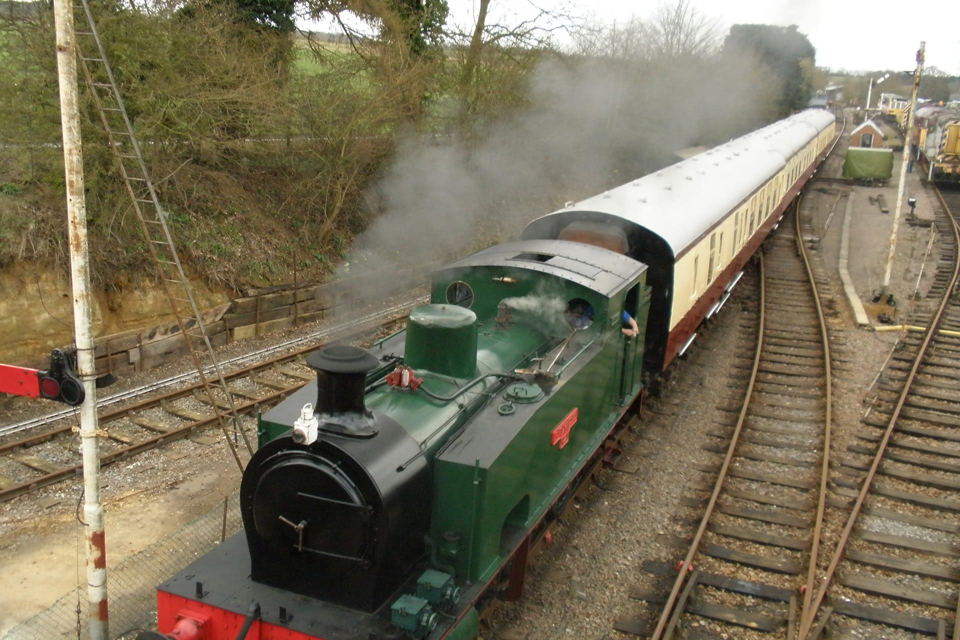 Colne Valley Railway Museum