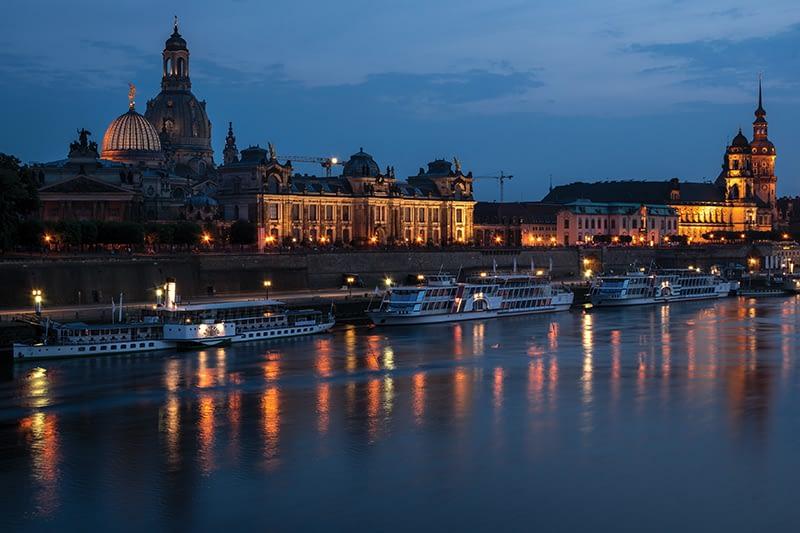 Germany Dresden Steam Railway Holiday