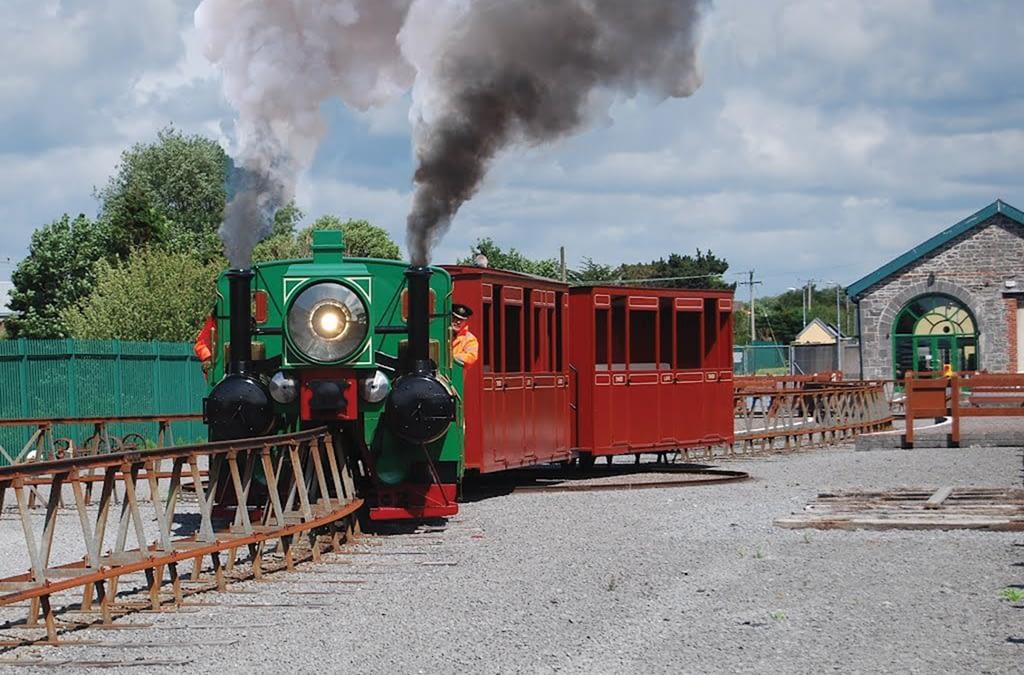 Ireland Steam Railway Holiday
