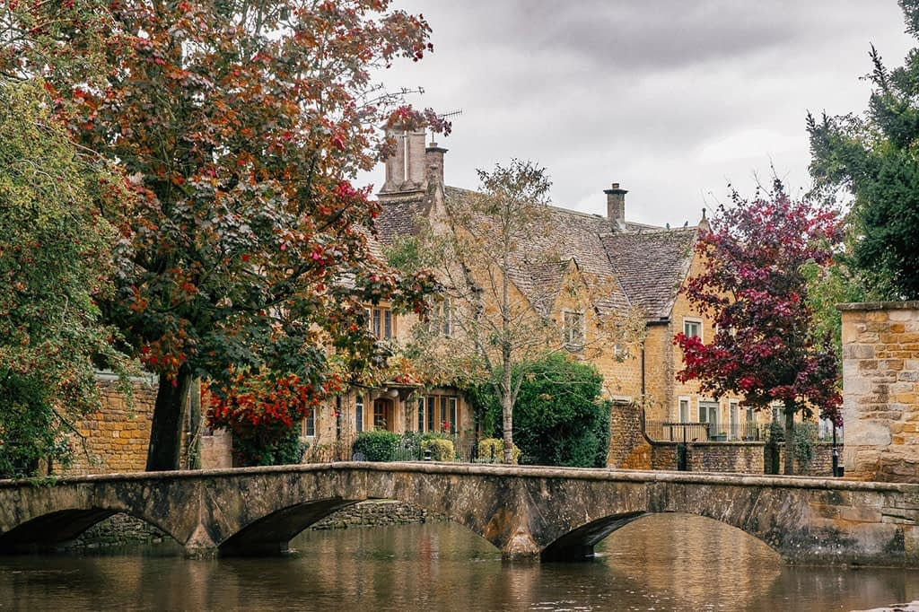 Worcester Sorcery - Bourton on the Water
