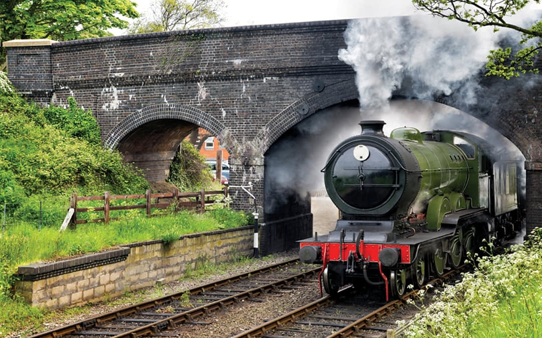 Norfolk Steam Railway Holiday