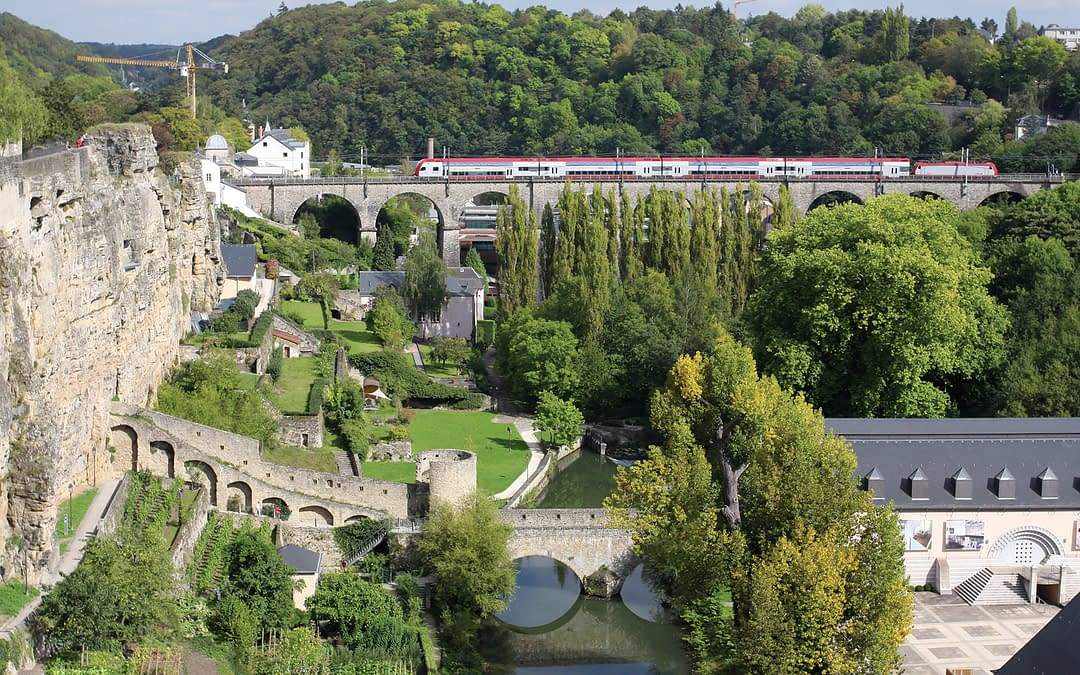 Luxembourg Steam Railway Holiday