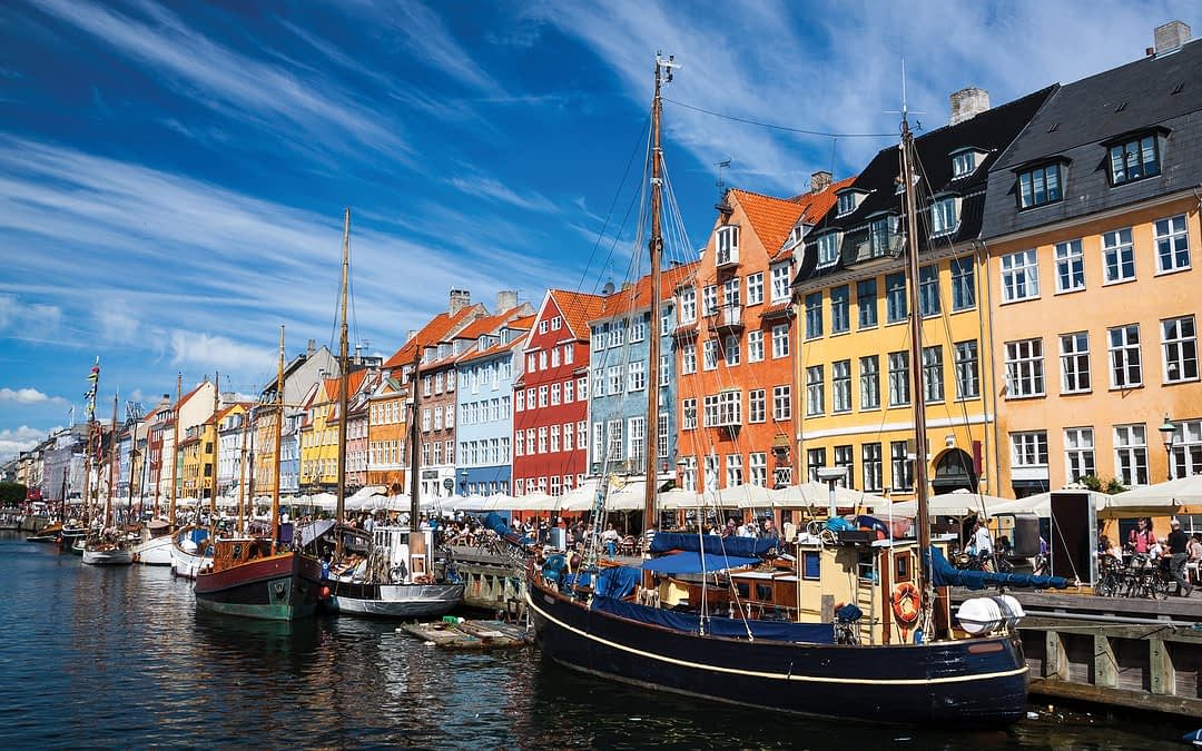 Denmark Steam Railway Holiday