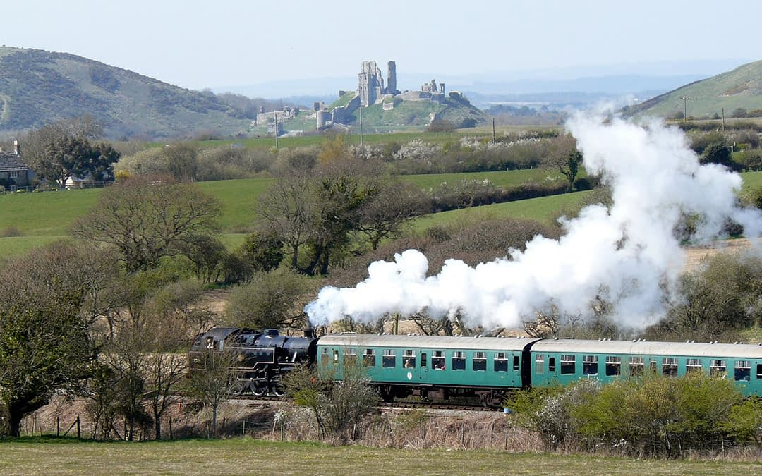 Hants & Dorset Steam Railway Holiday