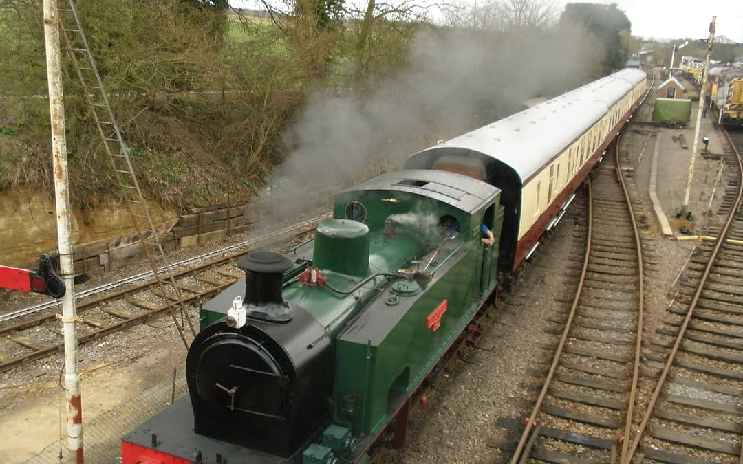 Suffolk Steam Railway Holiday