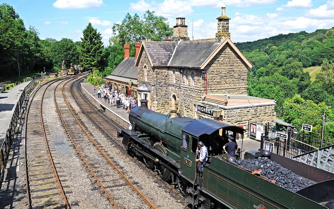 West Midlands Steam Railway Holiday